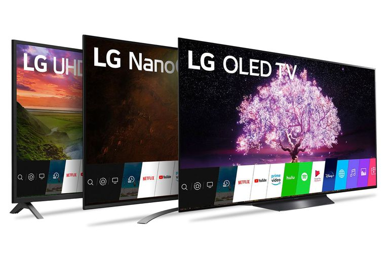 OLED y NanoCell: así son las nuevas TV de LG para la Argentina