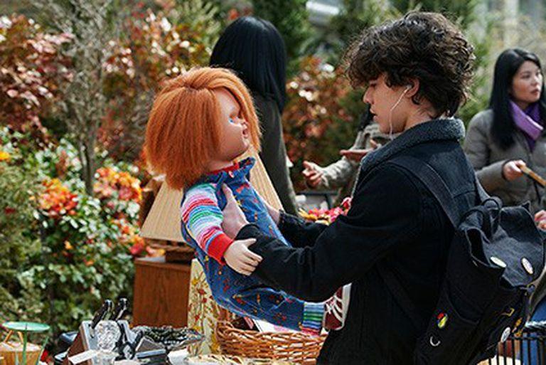 En la previa de Halloween, se estrena la serie de Chucky, basada en la historia del muñeco maldito