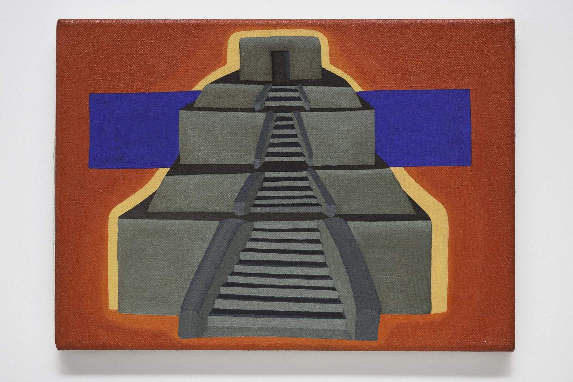 """""""Templo"""" (2010), de Magdalena Jitrik. Galería Luisa Strina, sección Solo Show Zurich"""