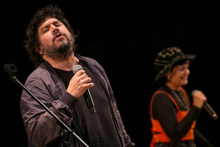 Santiago Motorizado en el homenaje a Palo Pandolfo
