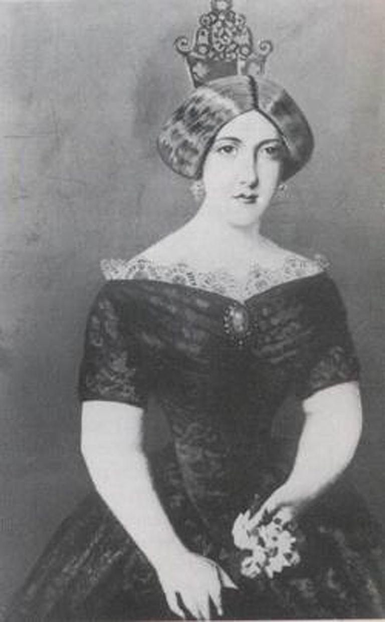 Elisa, la novia del Plata, hija del Almirante Brown