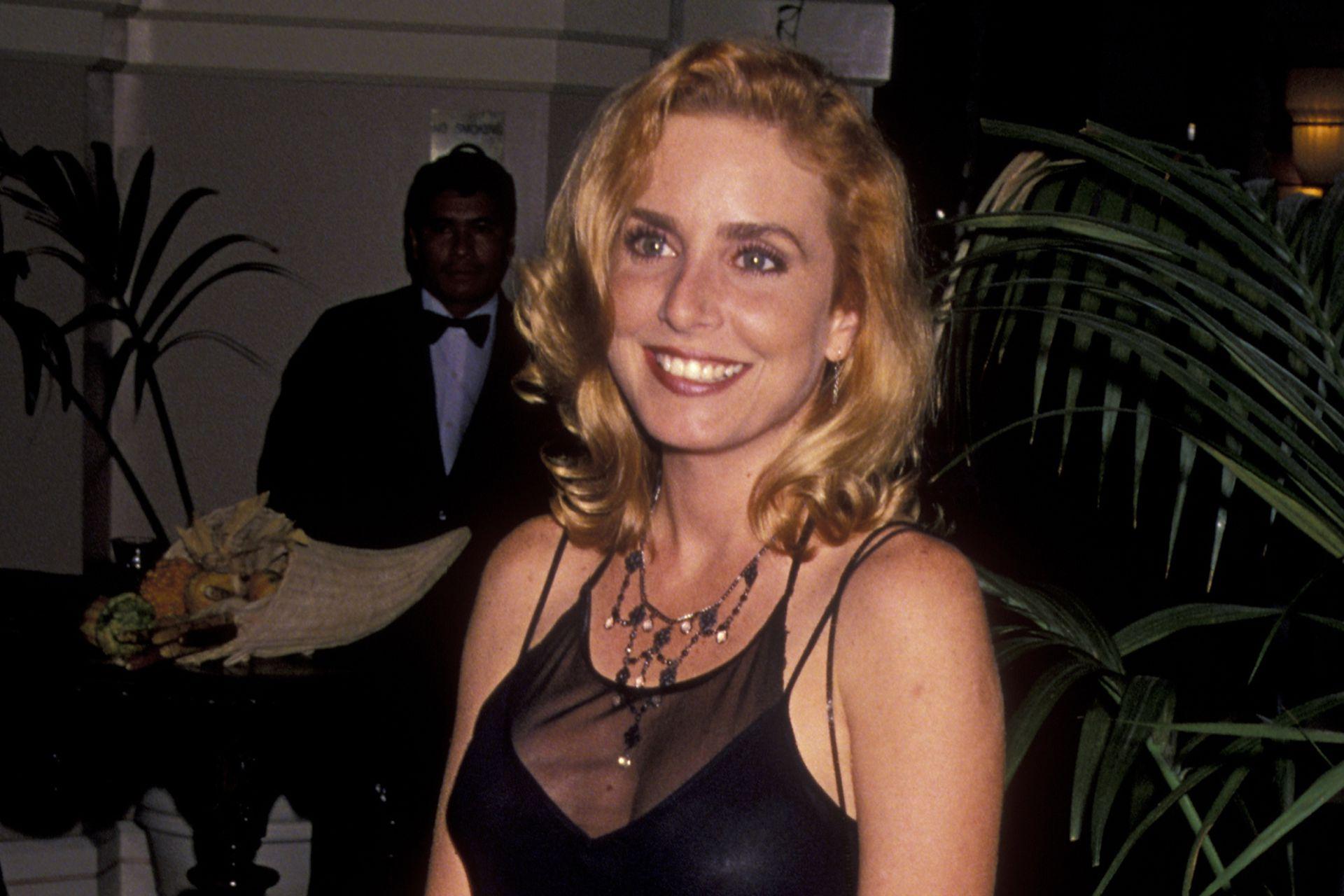 La actriz Dana Plato en 1994