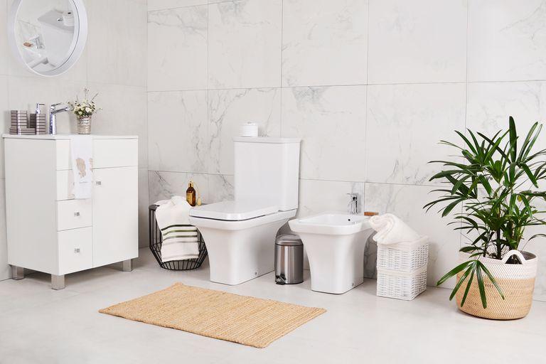 El cuarto de baño: un oasis privado