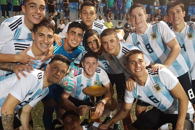 Argentina, campeón en L'Alcúdia: la selección juvenil venció a Rusia