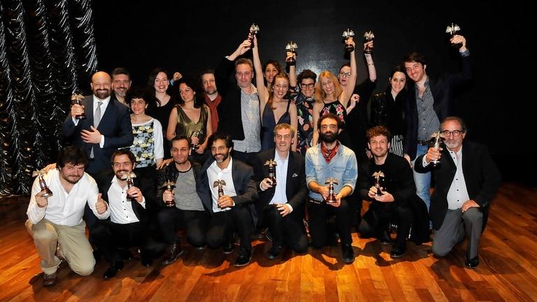Los ganadores de los premios Cóndor de Plata 2016