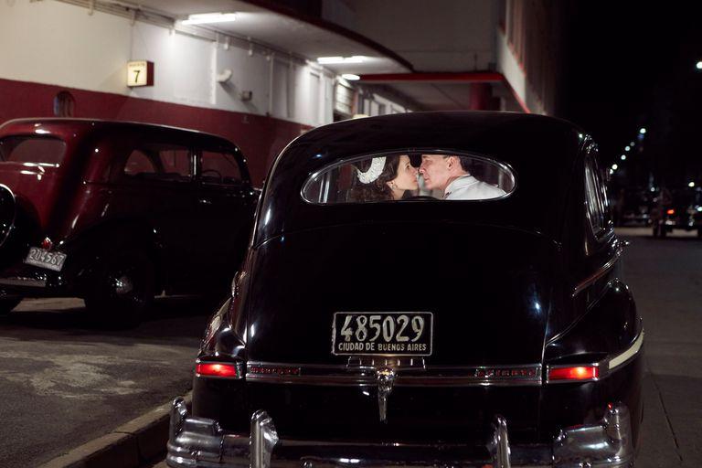 La serie mostrara un beso adentro del Mercury que no habría ocurrido en la realidad