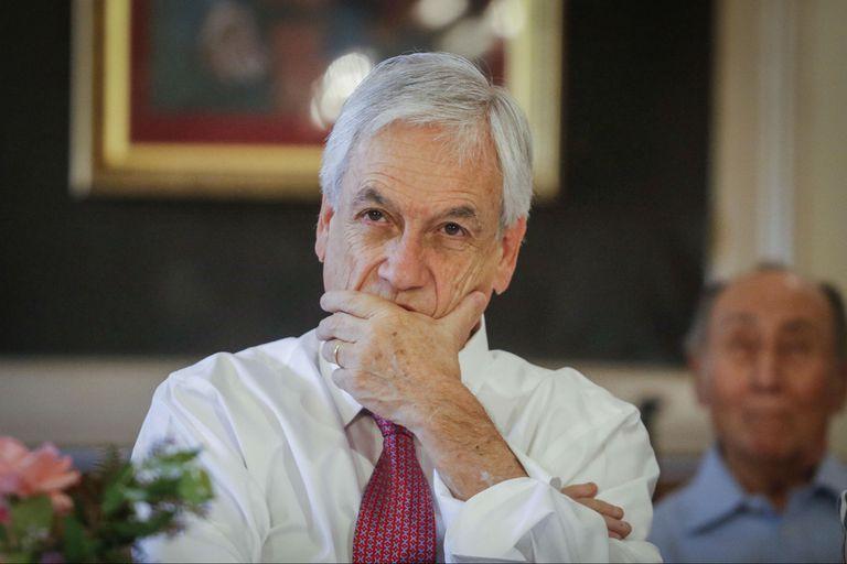El presidente de Chile, Sebastián Piñera, sufre bajos índices de popularidad desde que estalló la protesta
