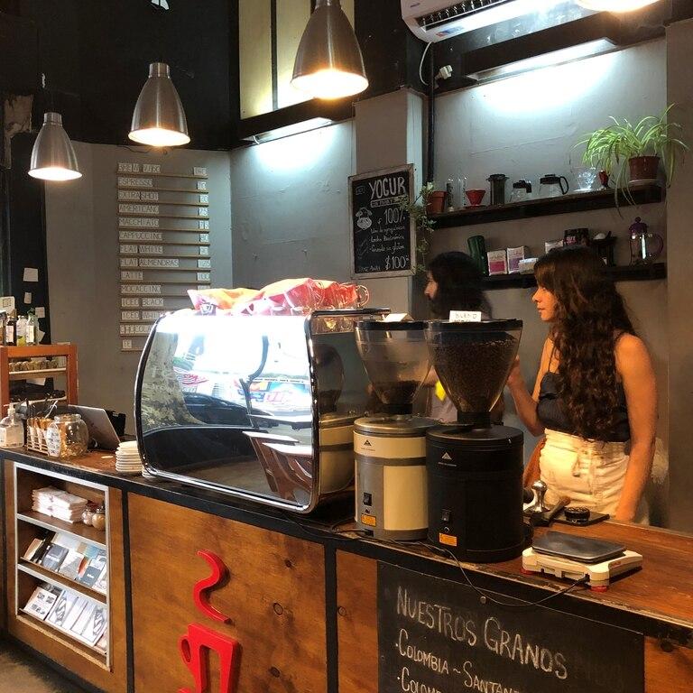 Lattente, el primer café de especialidad que abrió en Buenos Aires