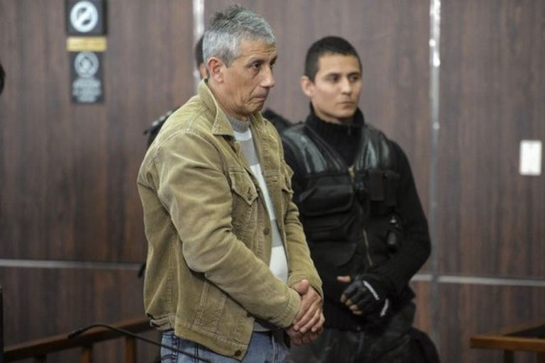 Rubén Recalde fue condenado por los femicidios de Paola Tomé y Sandra Colo