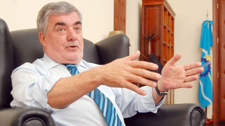 El exgobernador de Chubut Mario Das Neves falleció en octubre de 2017
