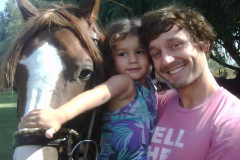 Homenaje: Benjamín Vicuña recordó a su hija Blanca con una tierna foto