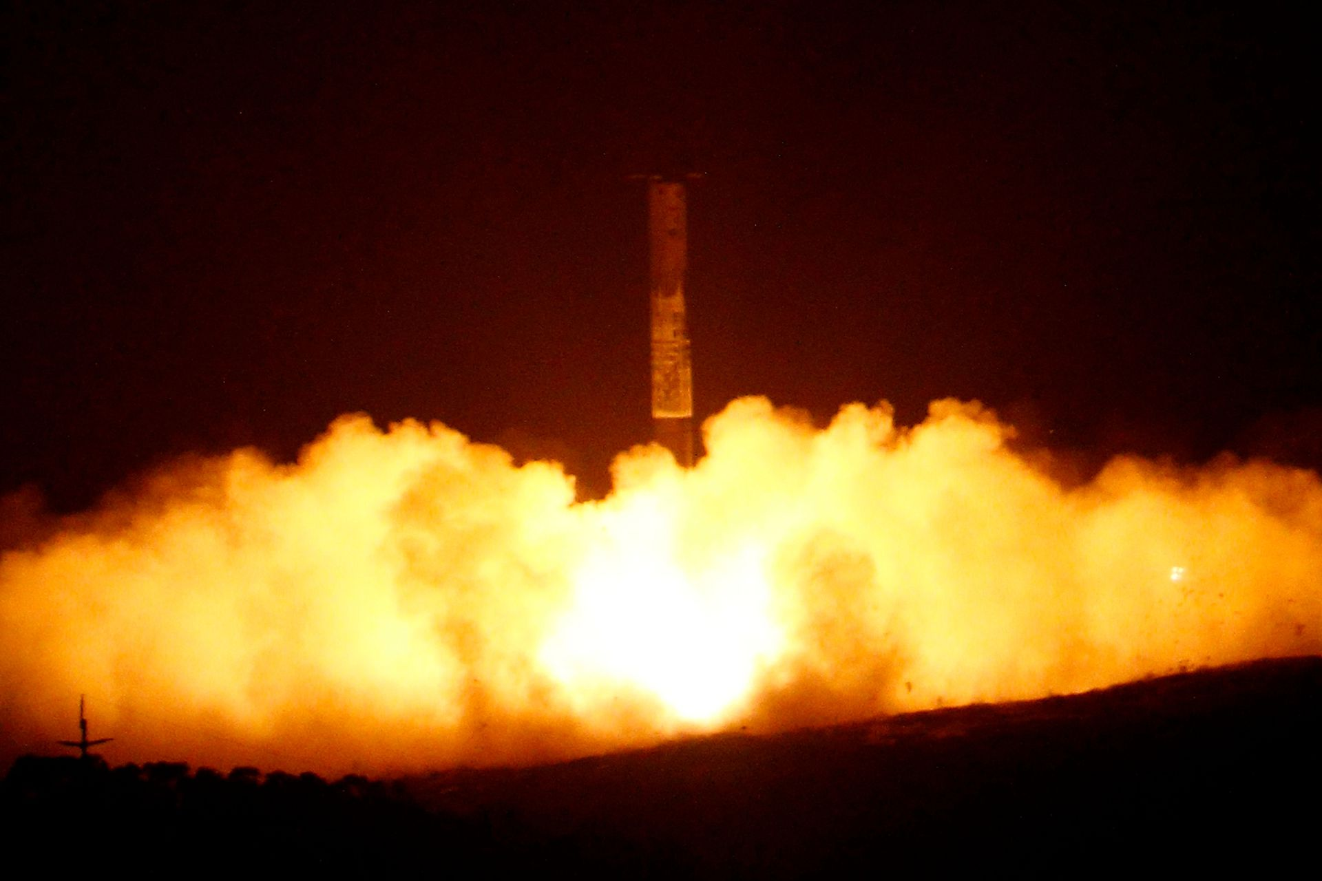 ya está órbita nuevo satélite argentino Saocom 1A