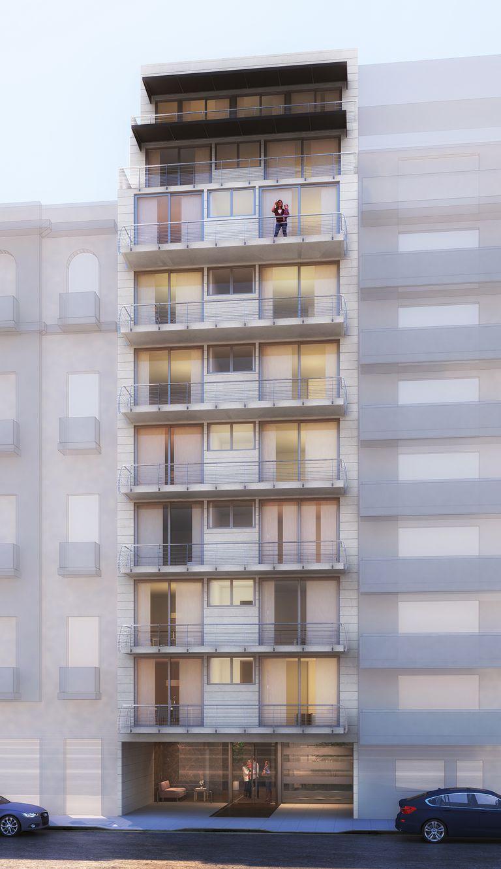 Edificio en Lafinur 3177
