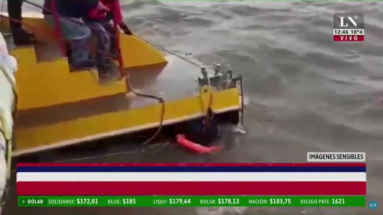 Encuentran y rescatan a dos náufragos que nadie había reportado como desaparecidos