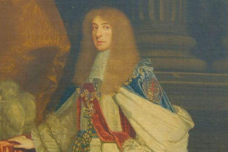 La obra del retratista Lely, que se suponía era del Siglo XVII, no era ni de Lely, ni del siglo XVII