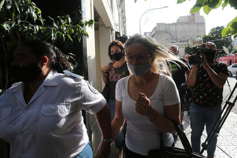 Carolina Píparo declaró durante más de cuatro horas en la fiscalía platense