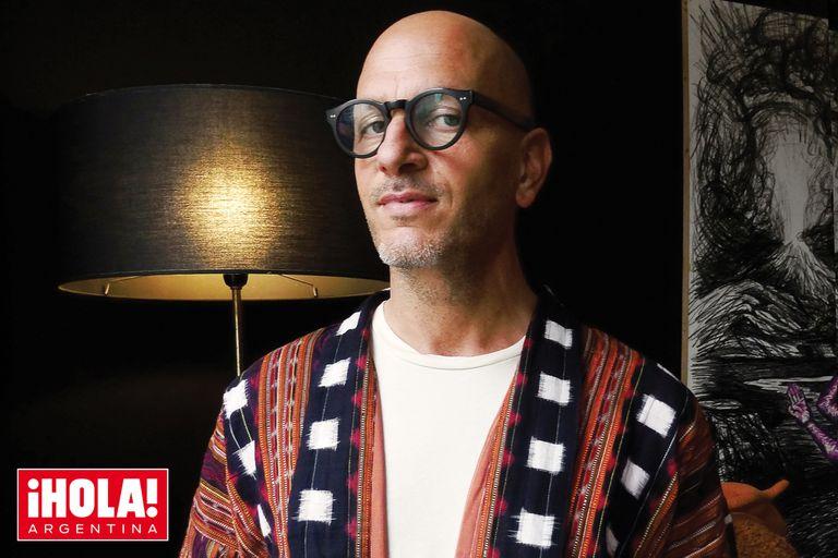 ¿Quién es Pablo Piatti, el artista argentino elegido por la reina Máxima?