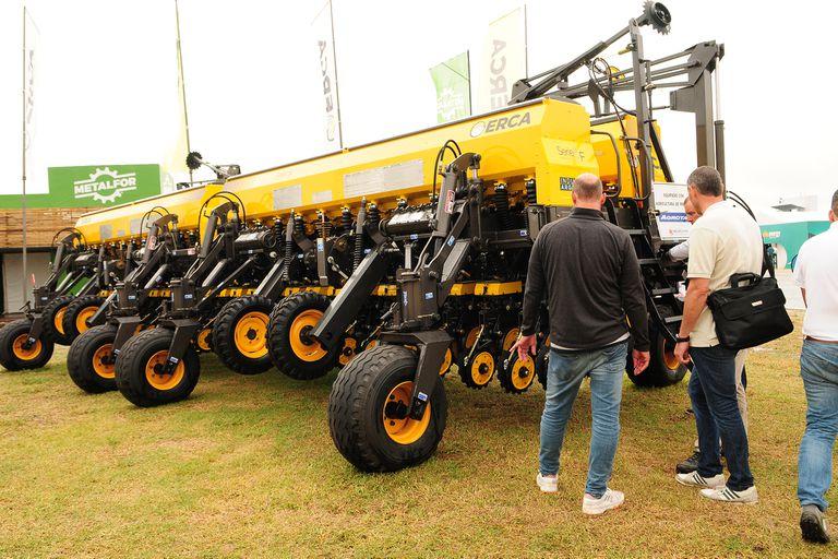 La fábrica de Armstrong ofreció en Expoagro 2020 excelentes condiciones de financiación.