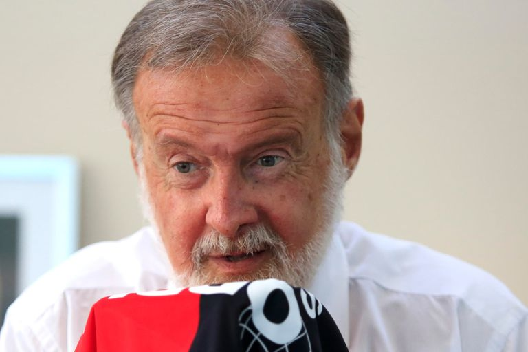 Rafael Bielsa, excanciller