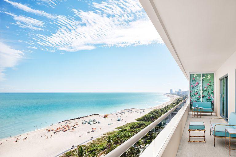 Un hotel creado por un argentino fue elegido como el mejor de Miami