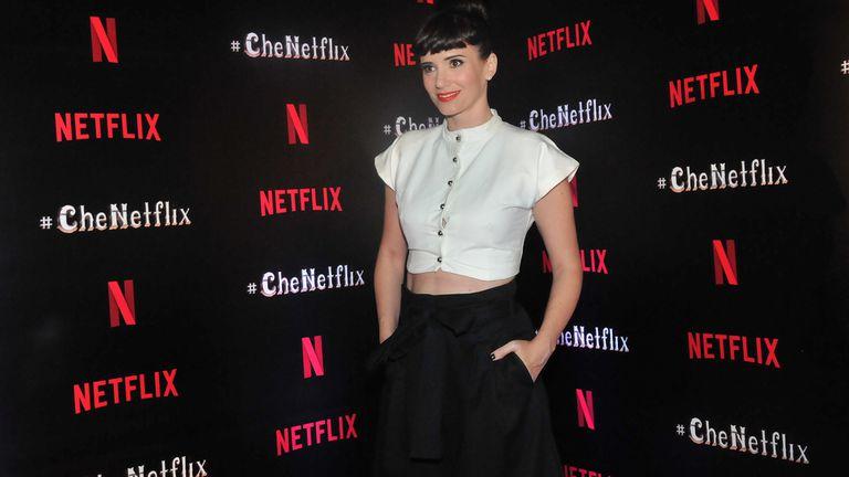 Araceli González y Griselda Siciliani, invitadas de la alfombra roja de Netflix