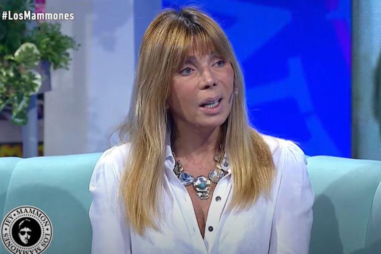 Adriana Brodsky trabajó durante dos años con Alberto Olmedo en No Toca Botón. Fuente: América