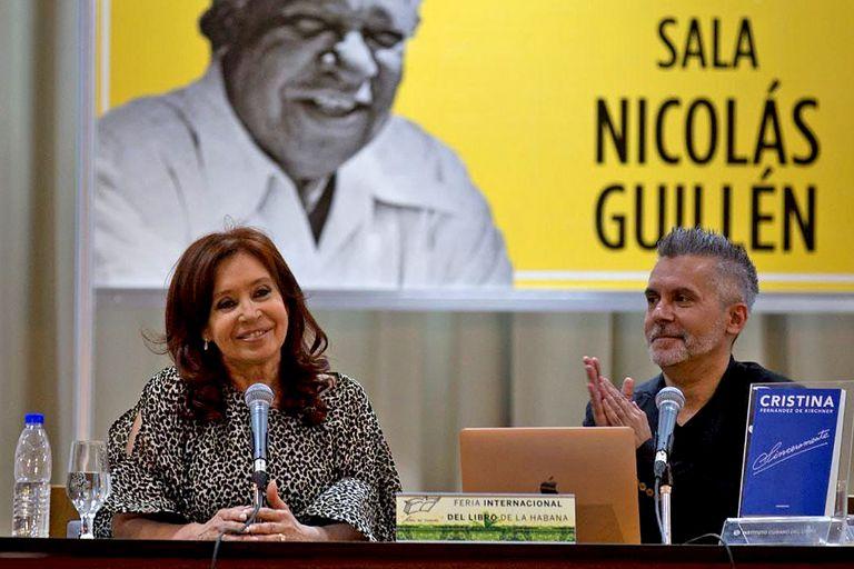 """Cristina Kirchner, en contra del lenguaje inclusivo: """"No me gusta el todes"""""""