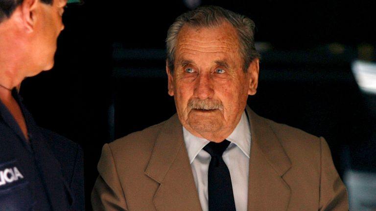 """Uruguay: murió el ex dictador Gregorio """"Goyo"""" Álvarez"""