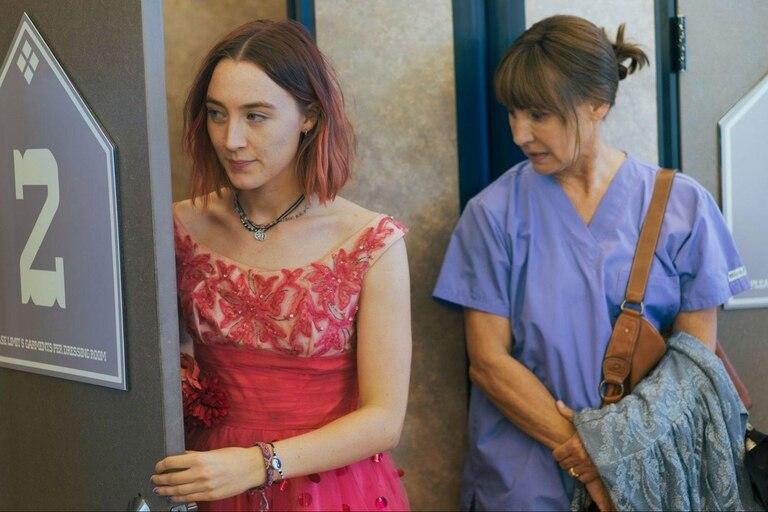 Laurie Metcalf, veterana del teatro, fue nominada al Oscar por primera vez por su rol en Lady Bird de Greta Gerwig