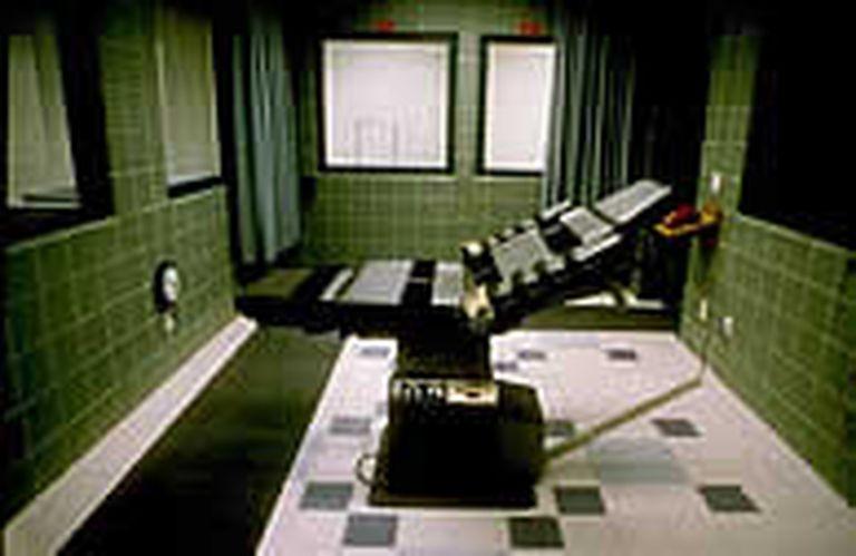 La sala donde fue ejecutado Timothy McVeigh