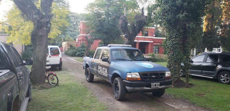 Detenido: cayó un jefe de la barra de Vélez por violencia de género
