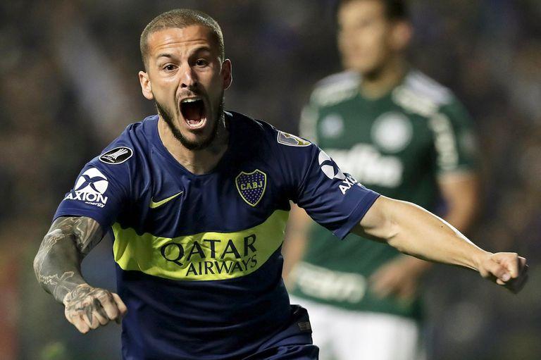 Pipa Benedetto marcó 45 goles en 76 partidos y dejó huella en su breve paso por Boca