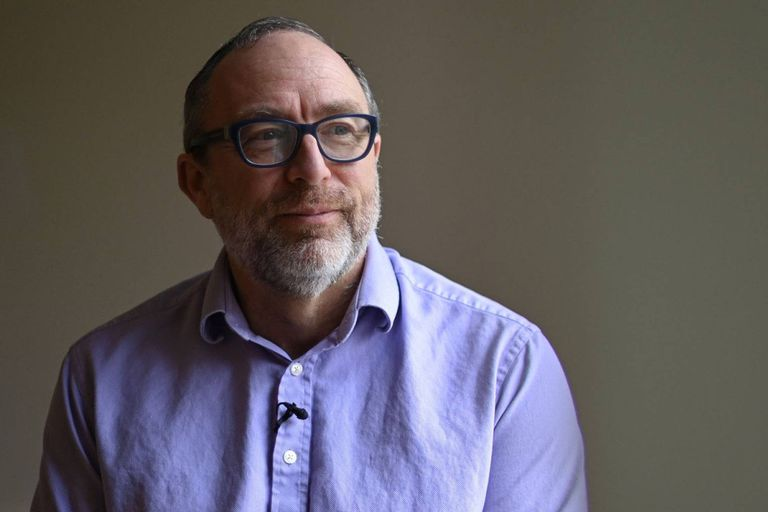 Jimmy Wales, fundador de la Wikipedia