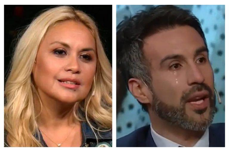 Verónica Ojeda se refirió al llanto de Leopoldo Luque y aseguró que no le creía
