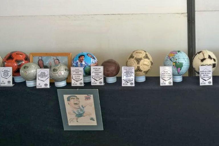 La primera fábrica argentina de pelotas lucha para sobrevivir a la importación