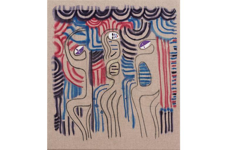 Obra del artista Juan Tessi