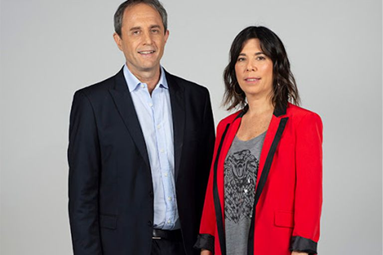 Ernesto Tenembaum y María O`Donnell regresan con Corea del Centro
