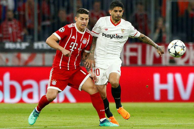 Bayern Munich igualó con Sevilla y los alemanes sacaron boleto a las semifinales