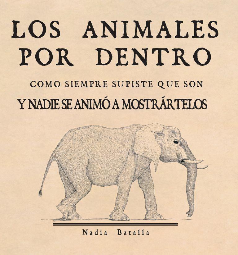 Ficciones animales (tapa de libro Los animales por dentro)