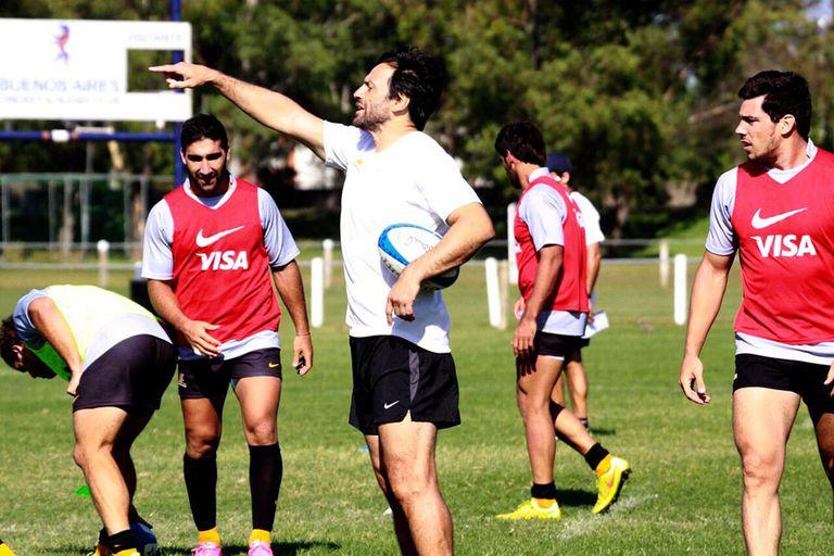 Los Jaguares se preparan para el debut en el Súper Rugby