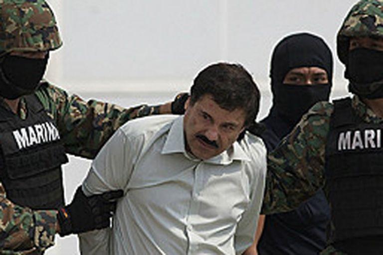 Joaquín Guzmán Loera, El Chapo, fue vuelto a capturar después de escapar de prisión.