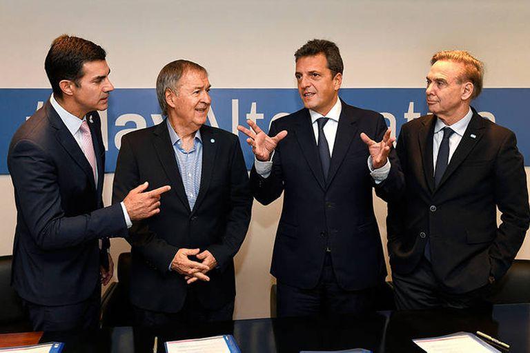 El candidato a vice de Lavagna se refirió al cierre de listas del Frente de Todos y dijo que Pichetto privilegió su lógica personal