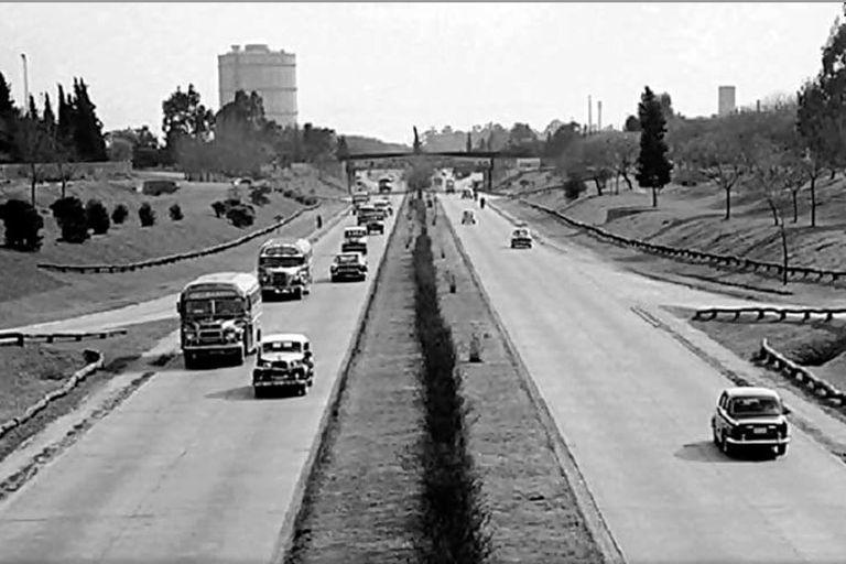 El gasómetro de la General Paz se convirtió en un objetivo militar, en junio de 1955, pero nunca sufrió daños
