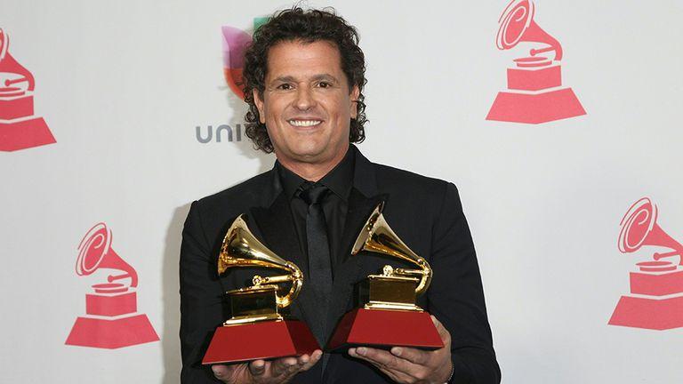 Carlos Vives, uno de los grandes ganadores de la noche