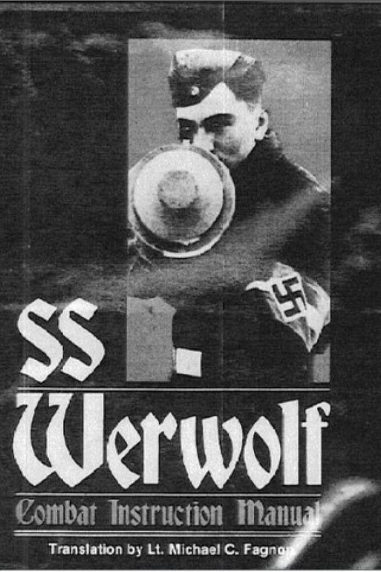 El manual de instrucciones para el combate de la Werwolf