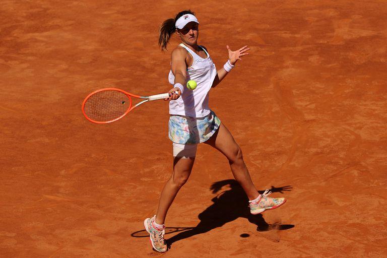Podoroska logró su tercer triunfo en tres partidos ante jugadoras top ten; pero éste ante Serena Williams es el más transcendente