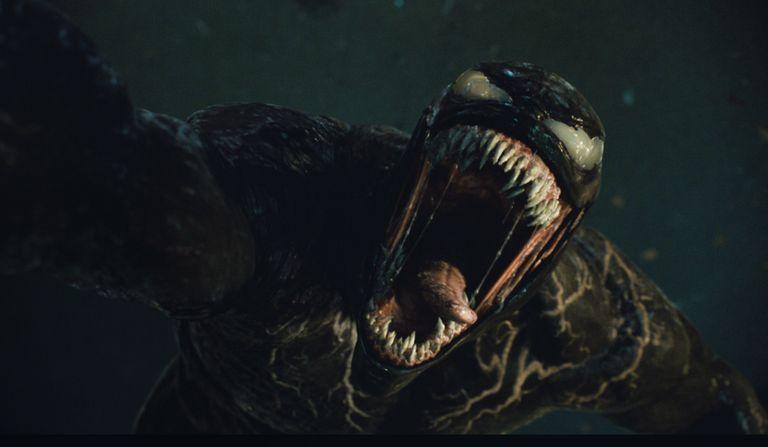 El regreso de Venom, tapado por los efectos digitales