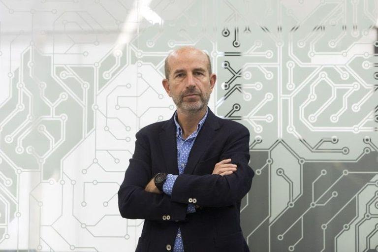 26-03-2020 Jaume Sanpera, consejero delegado de Sateliot ECONOMIA SATELIOT