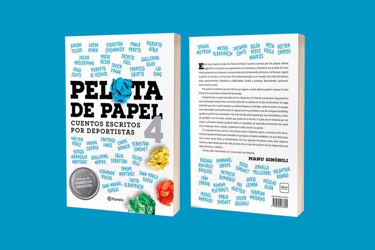 Un libro con prólogo de Sabatini, poemas del Chapa Branca, textos de Mascherano y Lucha Aymar
