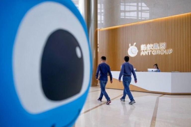 El servicio más popular de Hormiga, Alipay, comenzó como la plataforma de pago de Alibaba